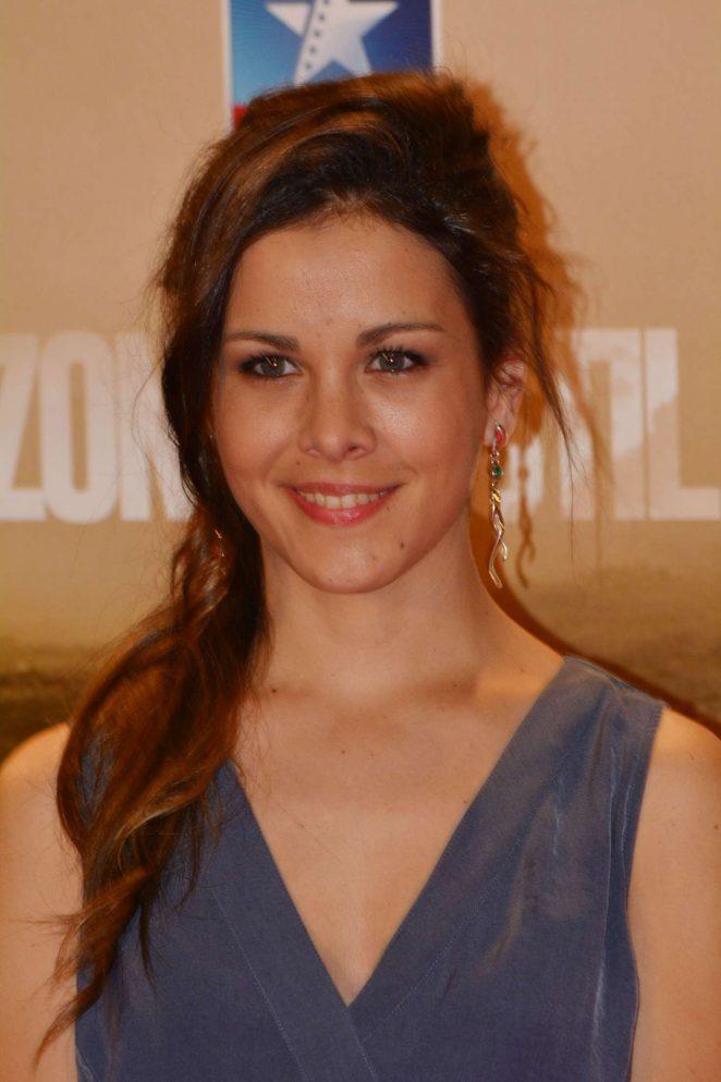 Sandra Blazquez - 'Zona Hostil' Premiere in Madrid