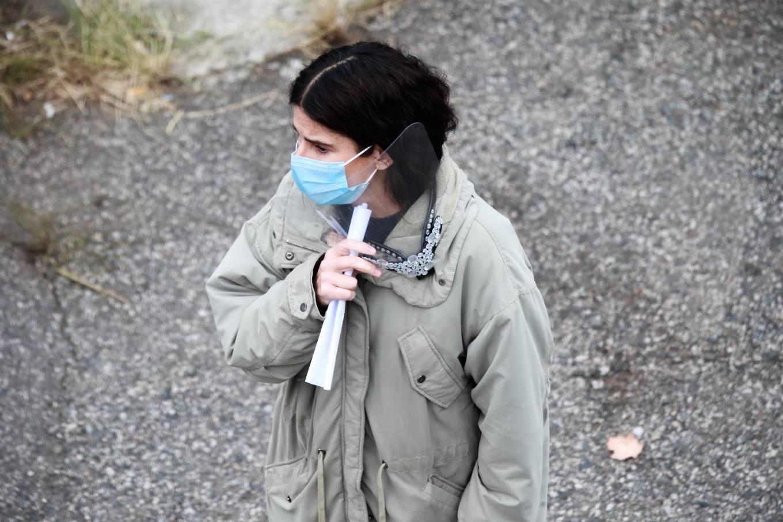 Sandra Bullock 2020 : Sandra Bullock – Filming her latest film in Vancouver-09