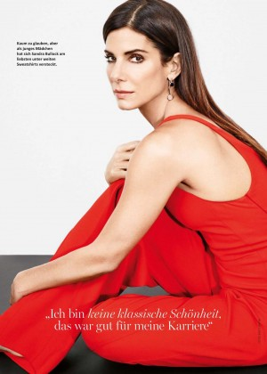 Sandra Bullock – Myself Magazine (February 2016)  Sandra Bullock