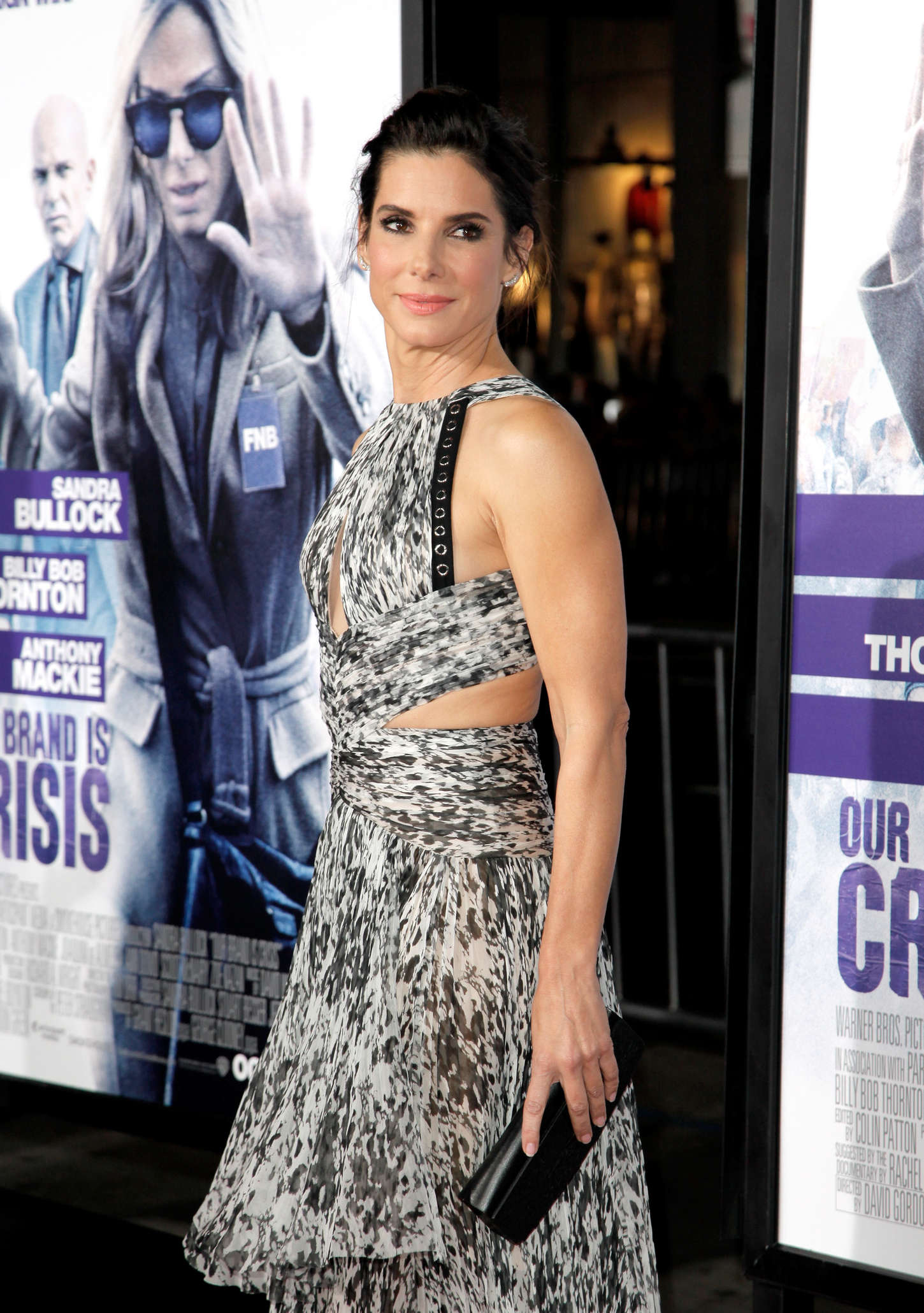 Sandra Bullock - 'Our Brand Is Crisis' Premiere in Hollywood