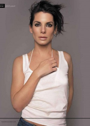 Sandra Bullock - Think Magazine (August 2015)