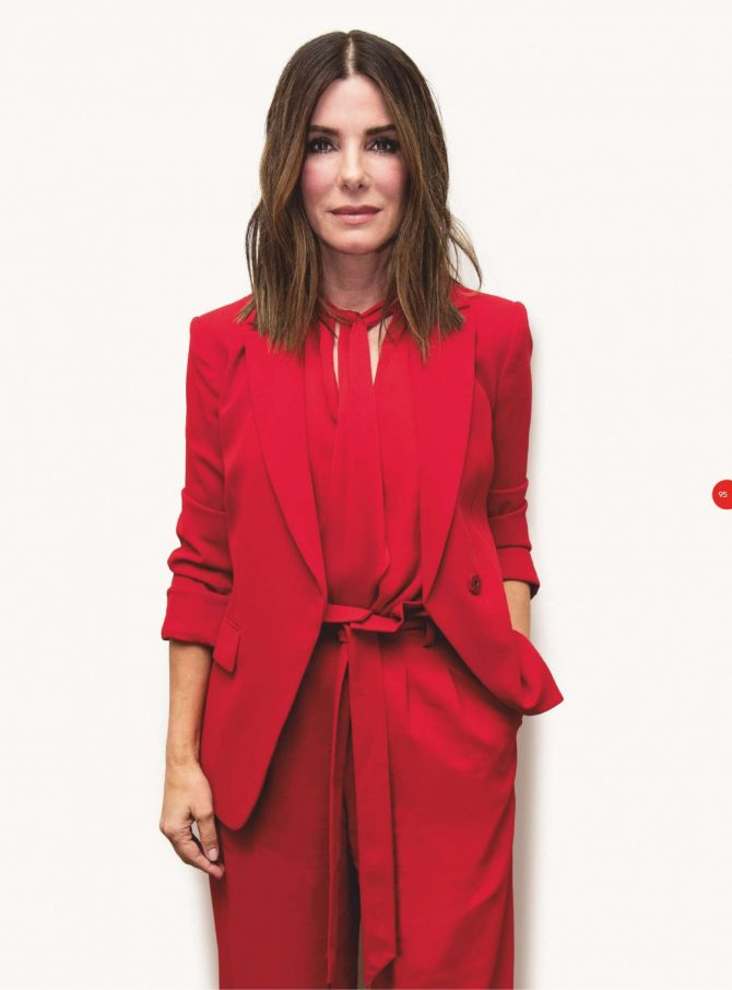 Sandra Bullock – Total Film Magazine (January 2019)