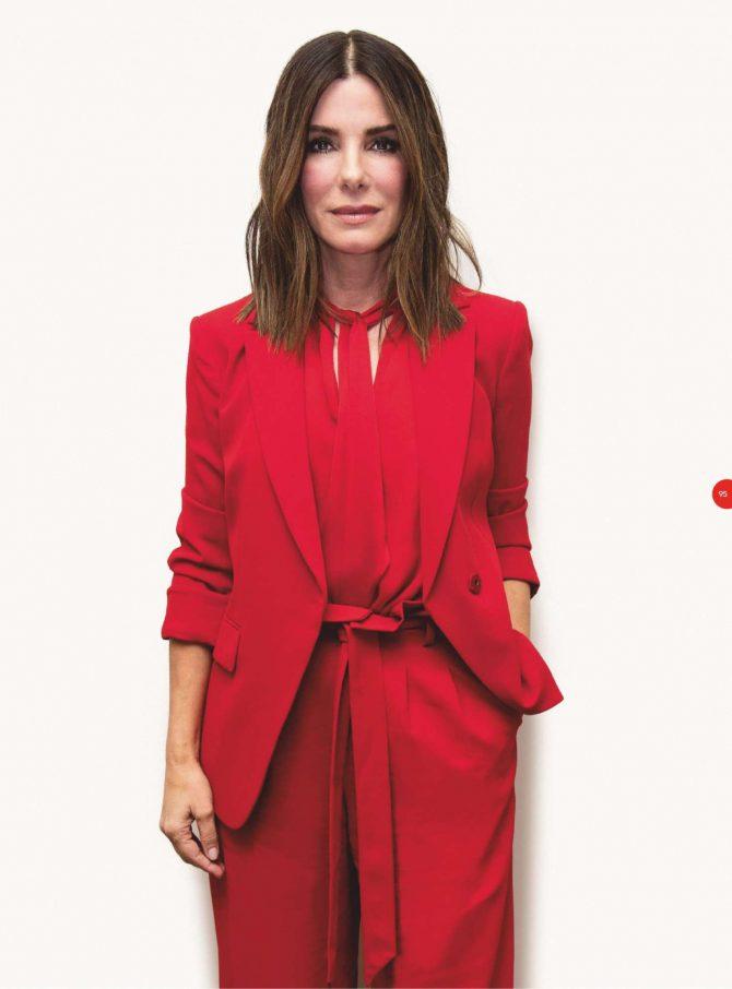 Sandra Bullock - Total Film Magazine (January 2019)