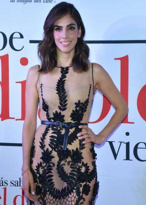 Sandra Echeverria - 'Mas Sabe el Diablo por Viejo' Premiere in Mexico City