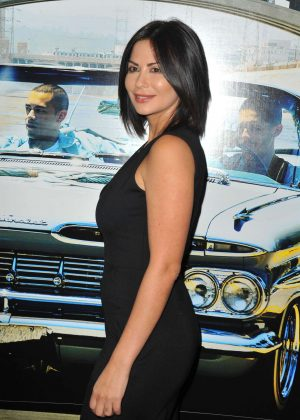 Sandra Eloani - 'Lowriders' Screening in Los Angeles
