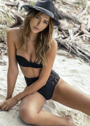Sandra Kubicka - Justin Macala Bikini Photoshoot 2016