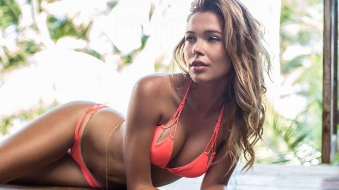 Sandra Kubicka - Luli Fama Bikini Photoshoot 2016