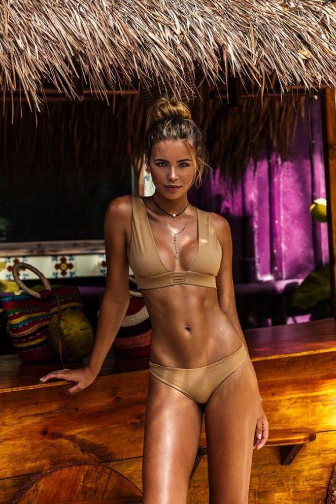 Sandra Kubicka – True Colors Swimwear Collection 2018
