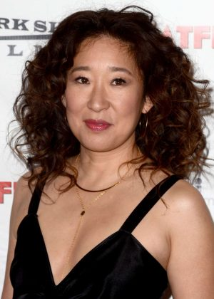 Sandra Oh - 'Catfight' Premiere in Los Angeles