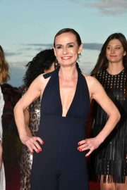 Sandrine Bonnaire - 33rd Cabourg Film Festival Day 4 in France