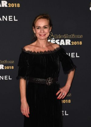 Sandrine Bonnaire - Cesar Revelations 2018 at Le Petit Palais in Paris