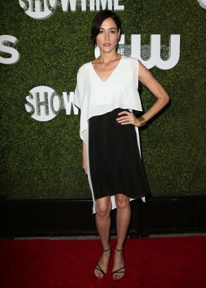 Sandrine Holt - 2016 CBS CW Showtime Summer TCA Party in West Hollywood