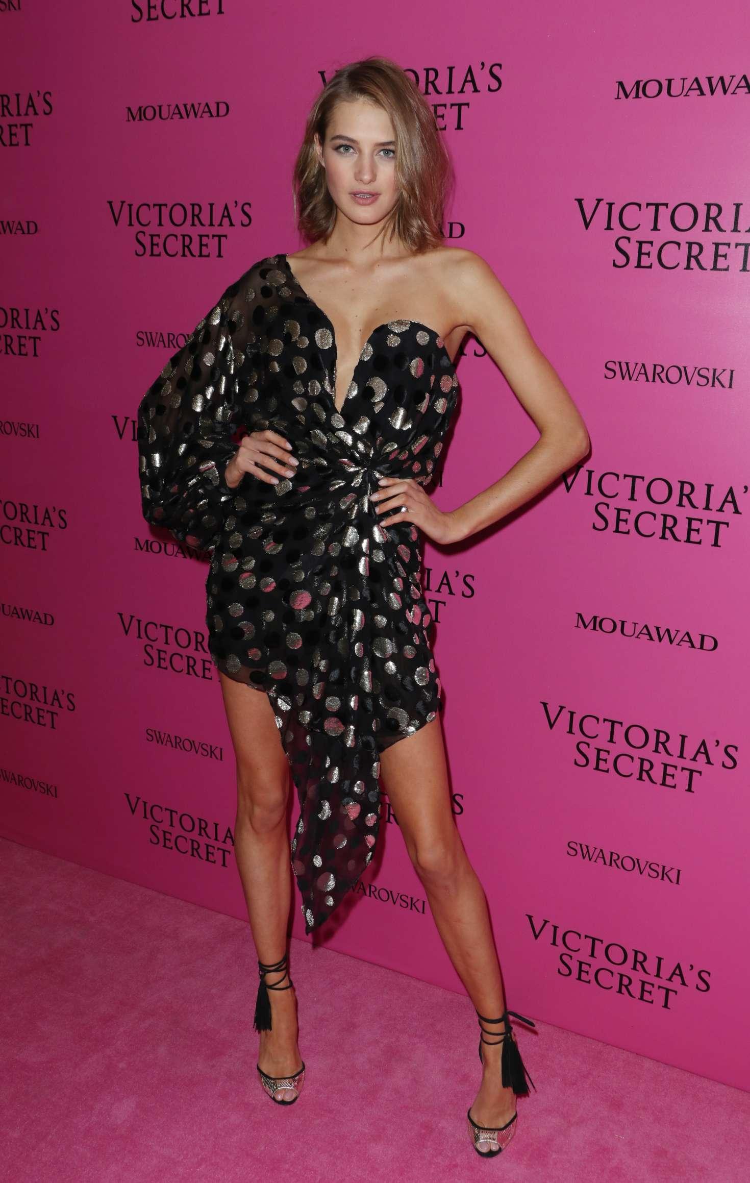 Sanne Vloet - 2017 Victoria's Secret Fashion Show After Party in Shanghai