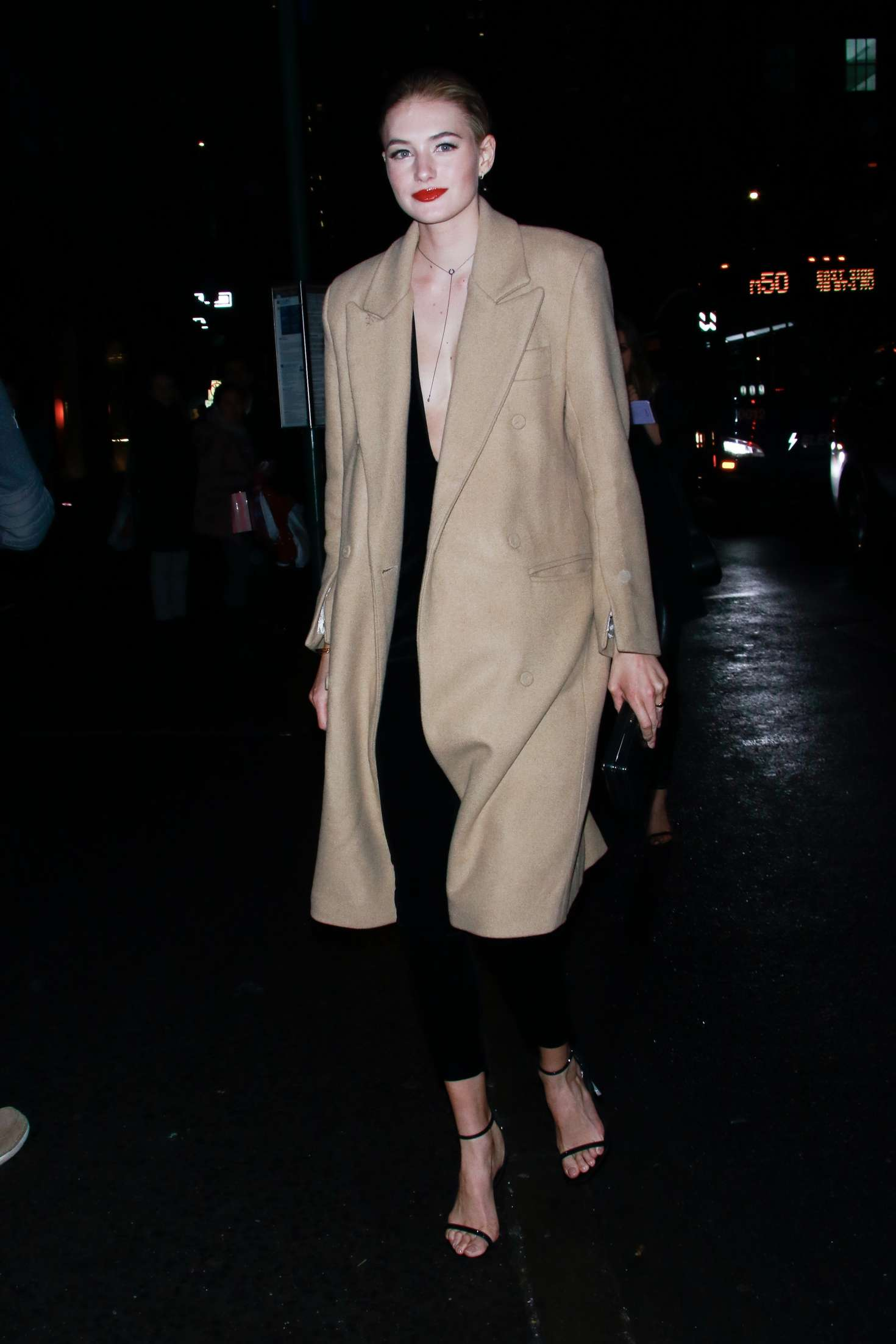 Sanne Vloet - Out and about in New York