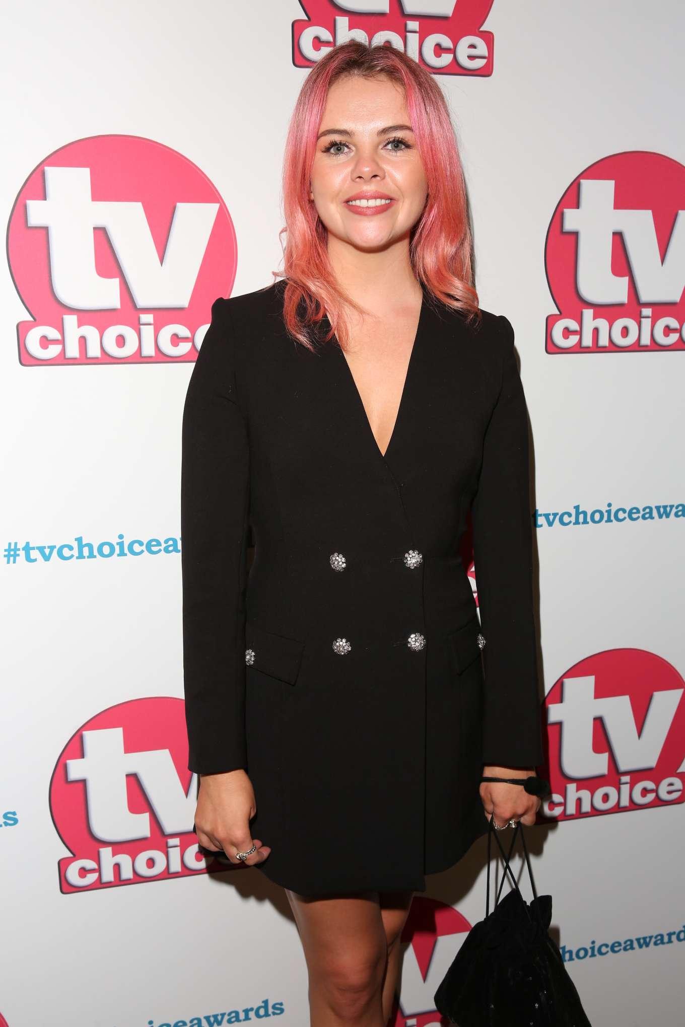 Saoirse-Monica Jackson - 2019 TV Choice Awards in London