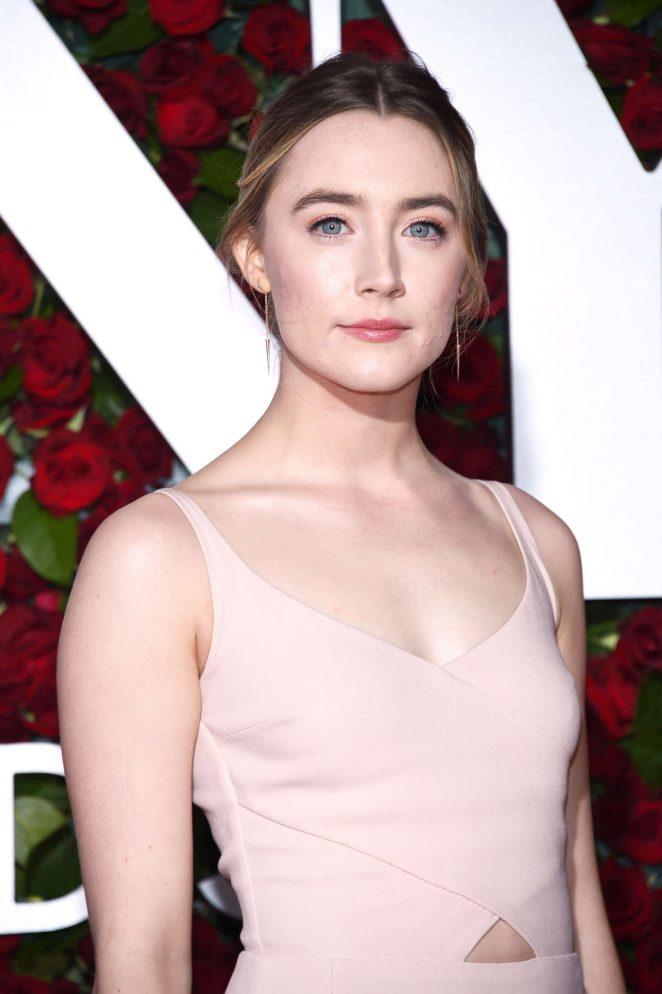Saoirse Ronan – 2016 Tony Awards in New York