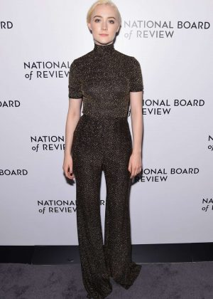 Saoirse Ronan - 2018 National Board Of Review Annual Awards Gala in NYC