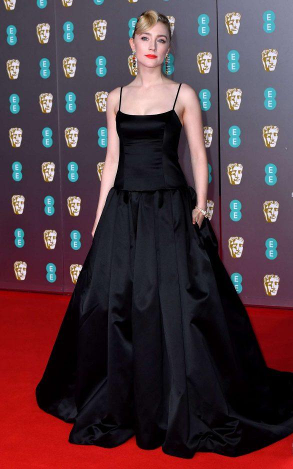 Saoirse Ronan - 2020 British Academy Film Awards in London
