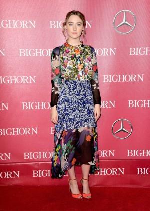 Saoirse Ronan - 2016 Palm Springs International Film Festival