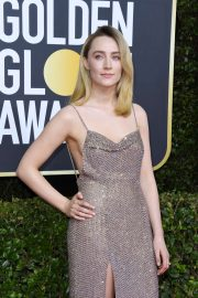 Saoirse Ronan - 2020 Golden Globe Awards in Beverly Hills