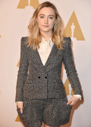 Saoirse Ronan - 88th Annual Academy Awards Nominee Luncheon in Beverly Hills