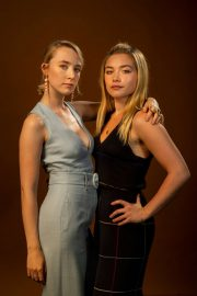 Saoirse Ronan and Florence Pugh - Jay L. Clendenin Photoshoot for LA Times (October 2019)