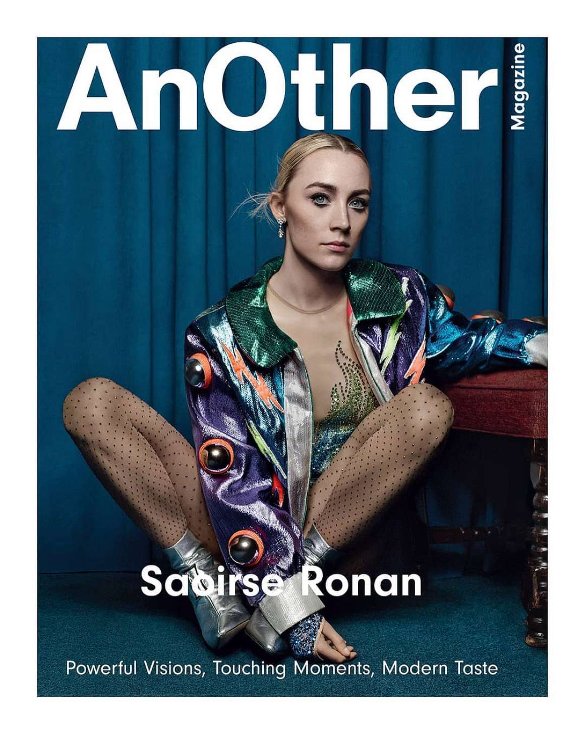 Saoirse Ronan - AnOther Magazine Cover (February 2018)