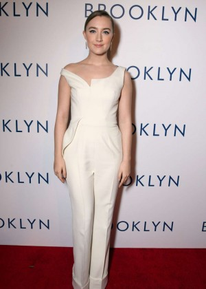 Saoirse Ronan - 'Brooklyn' Premiere in Los Angeles