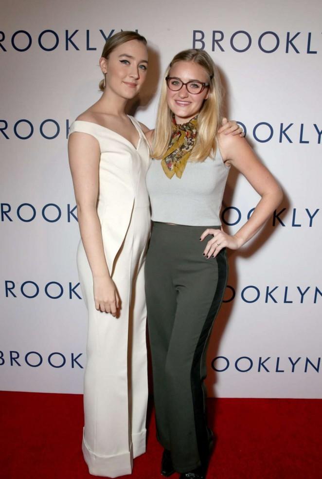 Saoirse Ronan: Brooklyn LA Premiere -04