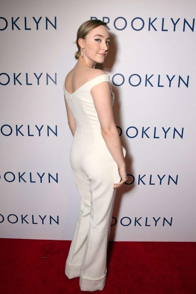 Saoirse Ronan: Brooklyn LA Premiere -05