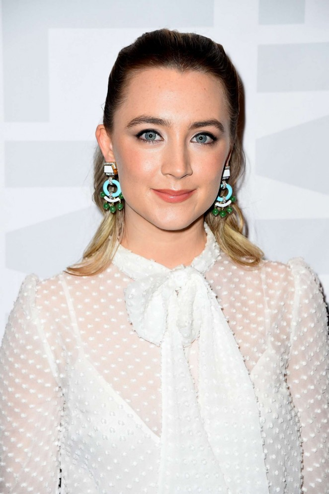 Saoirse Ronan - 'Brooklyn' Screening in the Museum of Modern Art in NYC