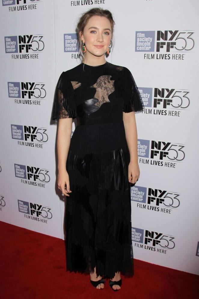 Saoirse Ronan - 'Brookyln' 'Premiere in NY