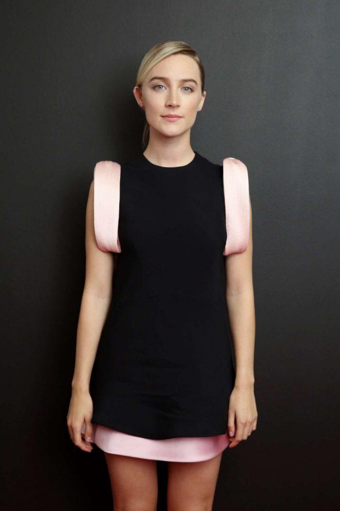 Saoirse Ronan - Calvin Klein Fashion Show - 2018 NYFW in New York