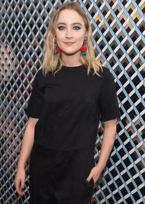 Saoirse Ronan - Evening With Saoirse Ronan & Brooklyn Screening during 18th Annual Savannah Film Festival