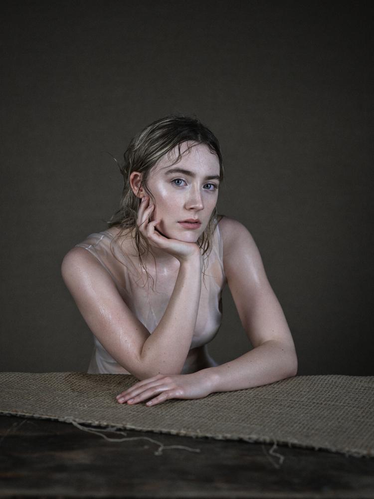 Saoirse Ronan - Interview Magazine (March 2016)