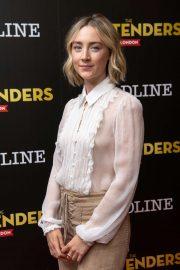 Saoirse Ronan - 'Little Women' Premiere in London