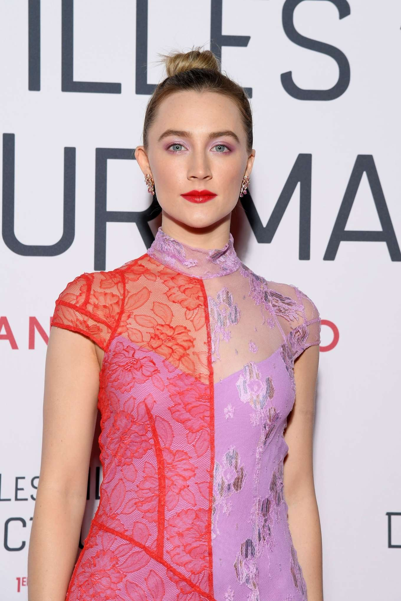 Saoirse Ronan - 'Little Women' Premiere in Paris