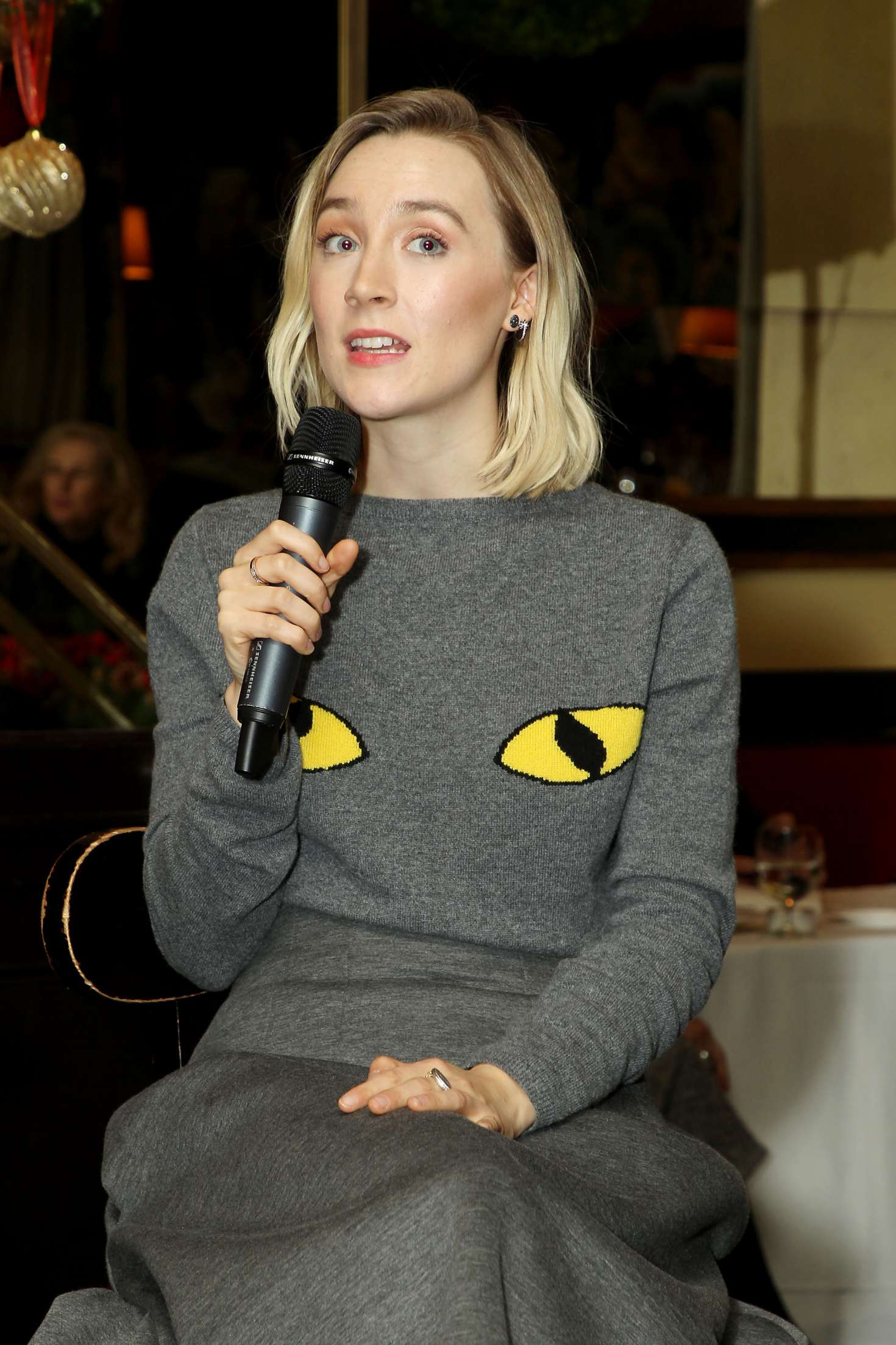 Saoirse Ronan - 'Mary Queen of Scots' Special Screening in New York