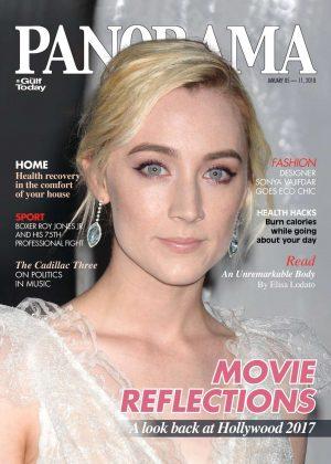 Saoirse Ronan - Panorama Magazine (January 2018)