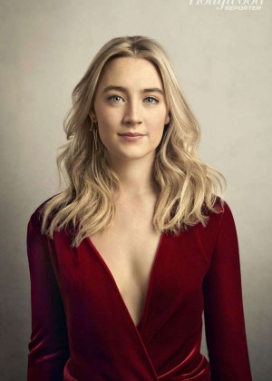 Saoirse Ronan - The Hollywood Reporter 2016