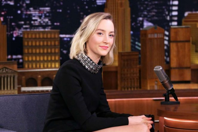 Saoirse Ronan: The Tonight Show Starring Jimmy Fallon -03