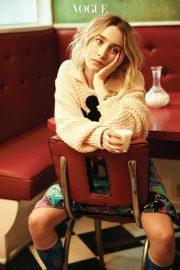 Saoirse Ronan - Vogue Korea Magazine (January 2020)