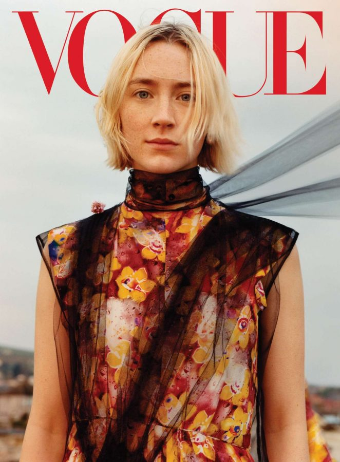Saoirse Ronan -  Vogue US Magazine (August 2018)