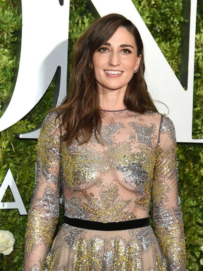 Sara Bareilles - 2017 Tony Awards in New York City