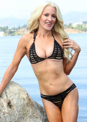 Sara Barrett - Bikini Body at Bonelli Park in San Dimas