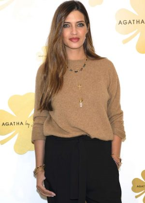 Sara Carbonero - 'Agatha Paris: Symbols and Luck' Jewellery Collection Presentation in Madrid