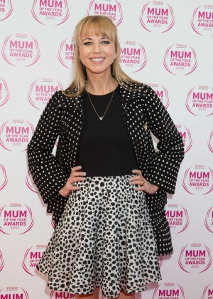 Sara Cox - Tesco Mum Of The Year Awards 2015 in London