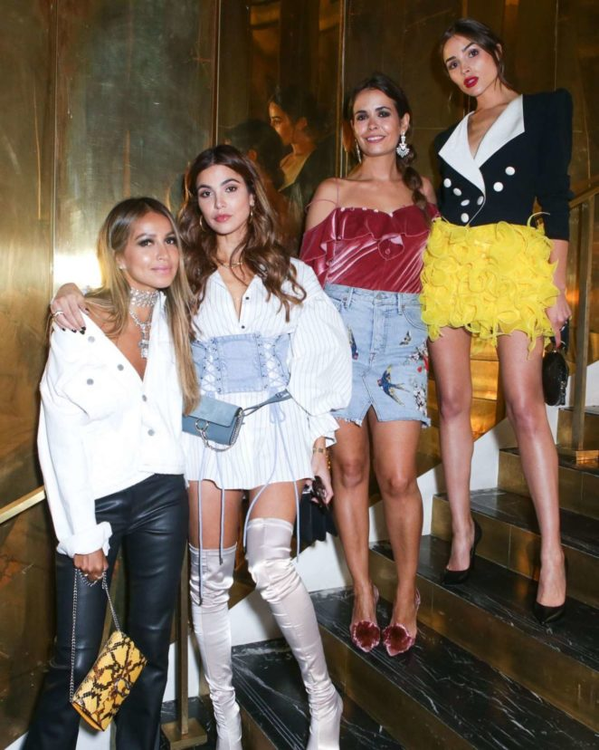 Sara Escudero – Forward by Elyse Walker Dinner with Grlfrnd Denim in Paris