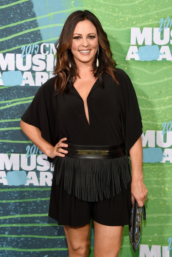 Sara Evans - 2015 CMT Music Awards in Nashville