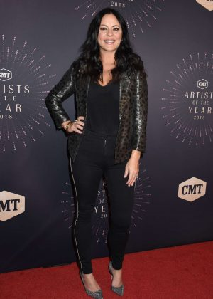 Sara Evans - 2018 CMT Artists of the Year in Nashville